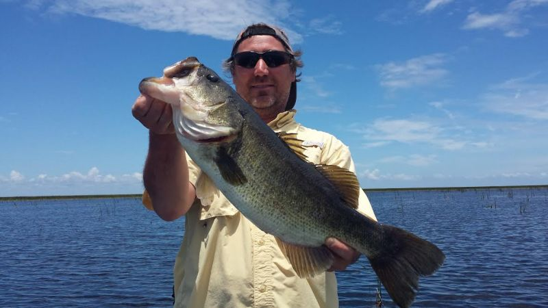 Off the hook for Lake okeechobee fish camps