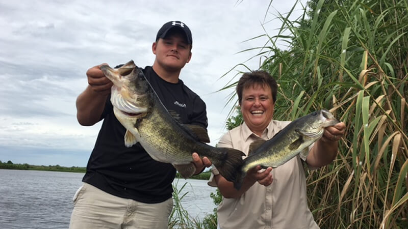 Paradise Bass Fishing Trips